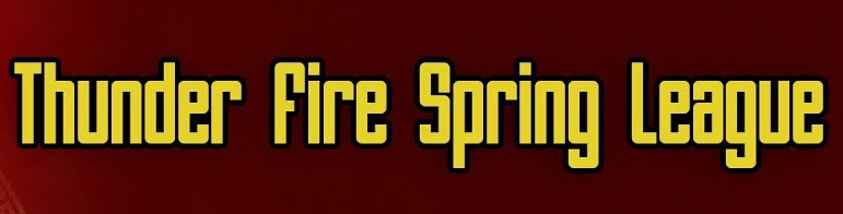Thunder Fire Spring League