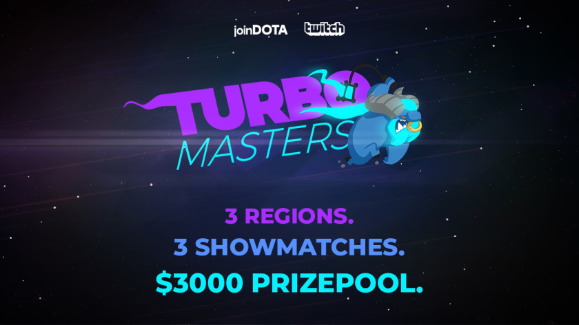 joinDOTA Turbo Masters Europe