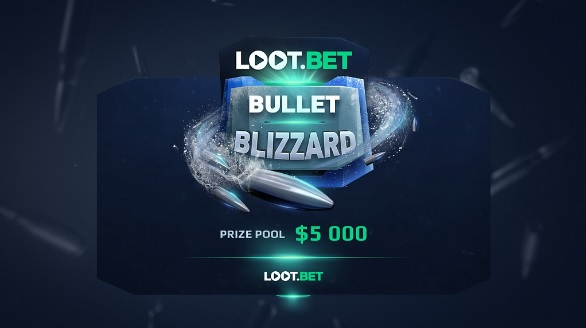 LOOT.BET Bullet Blizzard