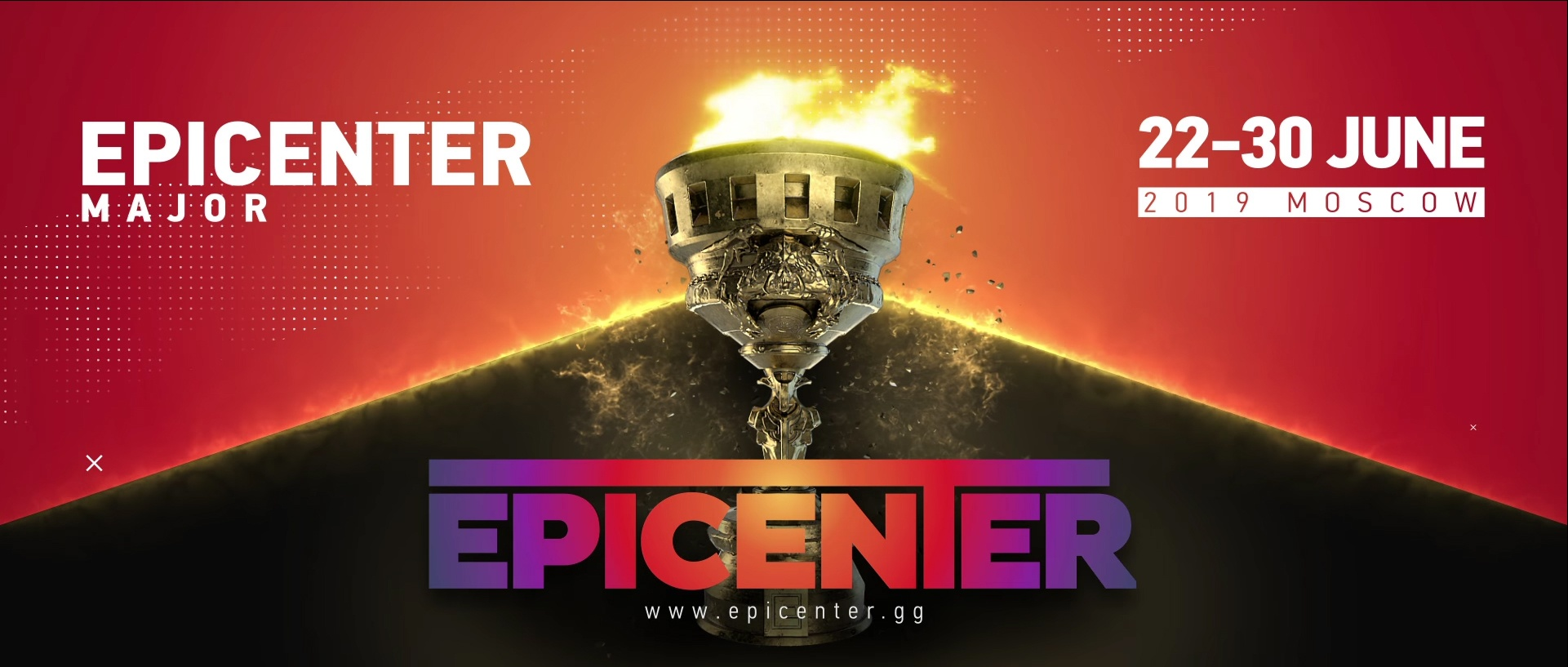 EPICENTER Major
