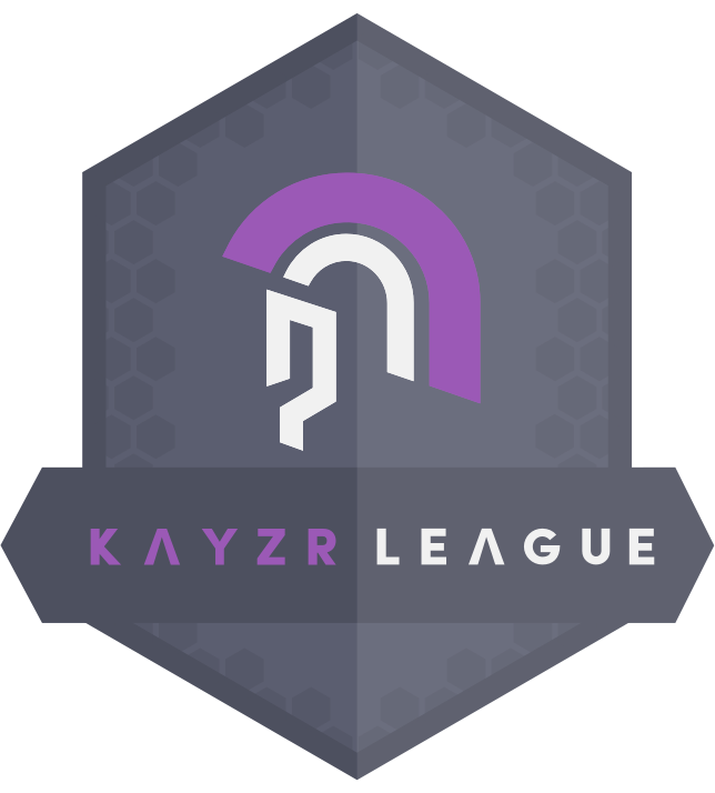 Kayzr League Season 3 - League Play