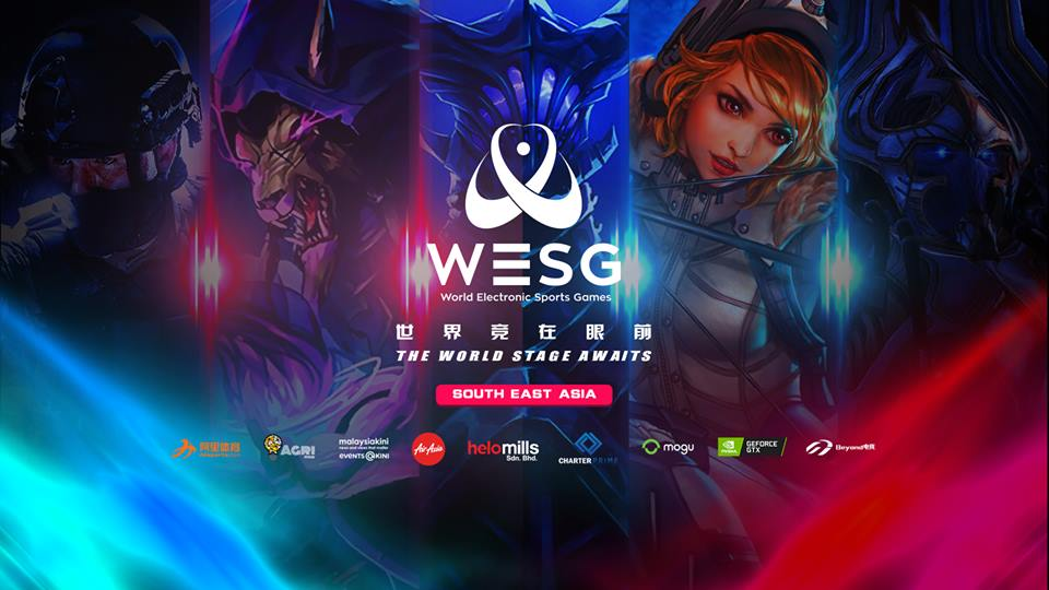 World Electronic Sports Games 2018 Southeast Asia Finals